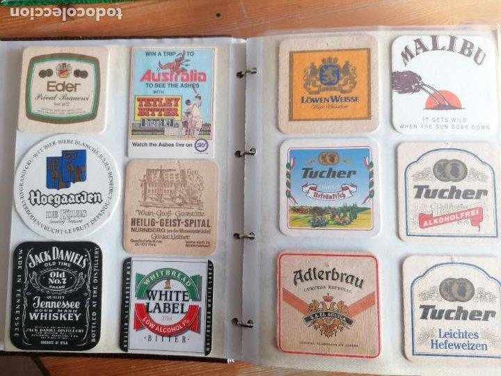 Coleccionismo de cervezas: COLECCION POSAVASOS CERVEZA Y OTROS. DOS ÁLBUMES. VER FOTOS Y DETALLES - Foto 13 - 232677996
