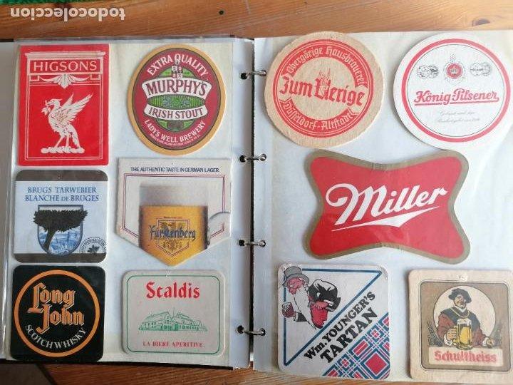 Coleccionismo de cervezas: COLECCION POSAVASOS CERVEZA Y OTROS. DOS ÁLBUMES. VER FOTOS Y DETALLES - Foto 14 - 232677996