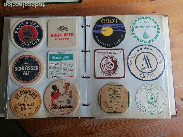 Coleccionismo de cervezas: COLECCION POSAVASOS CERVEZA Y OTROS. DOS ÁLBUMES. VER FOTOS Y DETALLES - Foto 15 - 232677996