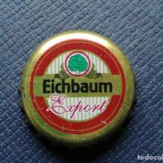 Collezionismo di birre: CHAPA TAPÓN CORONA DE LA CERVEZA ALEMANA EICHBAUM EXPORT. VER DESCRIPCIÓN.. Lote 233827645