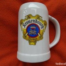 Coleccionismo de cervezas: JARRA DE CERVEZA. Lote 236214300