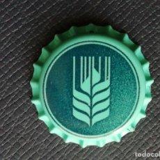 Coleccionismo de cervezas: CHAPA TAPÓN CORONA NUEVO DE LA CERVEZA ARTESANA ESPAÑOLA ESPIGA. VER DESCRIPCIÓN.. Lote 236637985