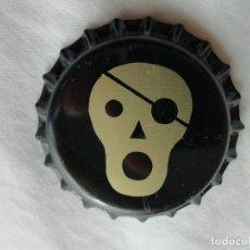 Coleccionismo de cervezas: CHAPA TAPÓN CORONA NUEVO DE LA CERVEZA ARTESANA ESPAÑOLA LA PIRATA. VER DESCRIPCIÓN.. Lote 236818070