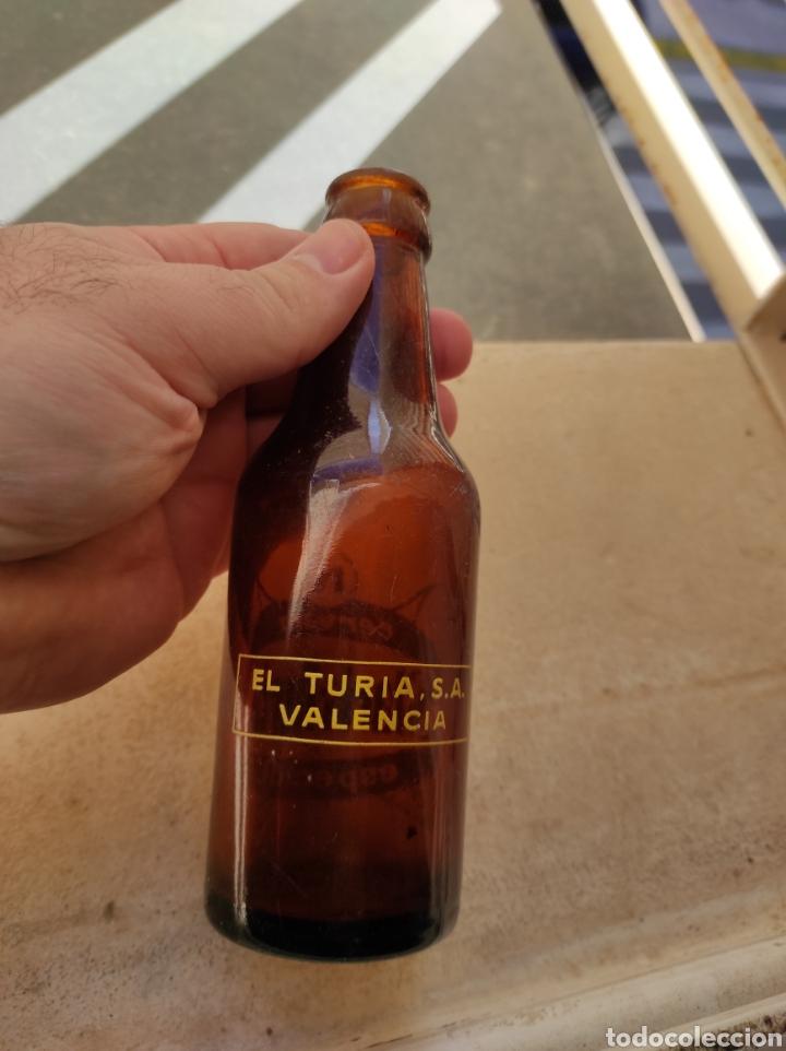 Coleccionismo de cervezas: Botella Cerveza - Stark Turia Especial - Valencia - Leer Descripción - - Foto 4 - 237588385