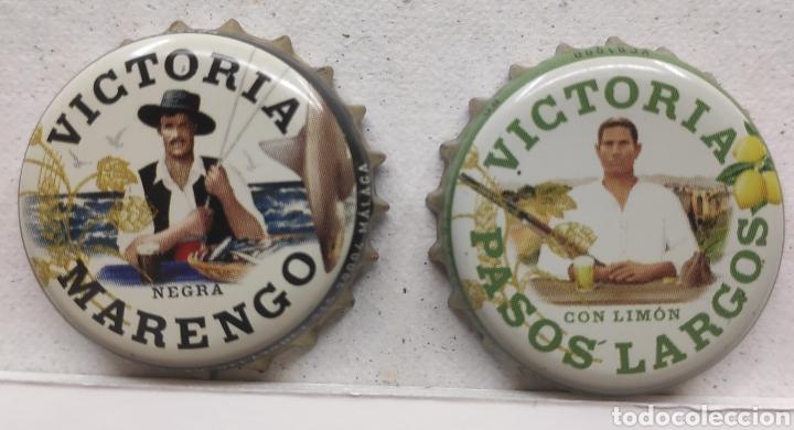 TAPONES CORONA CERVEZA ESPAÑOLA (Coleccionismo - Botellas y Bebidas - Cerveza )