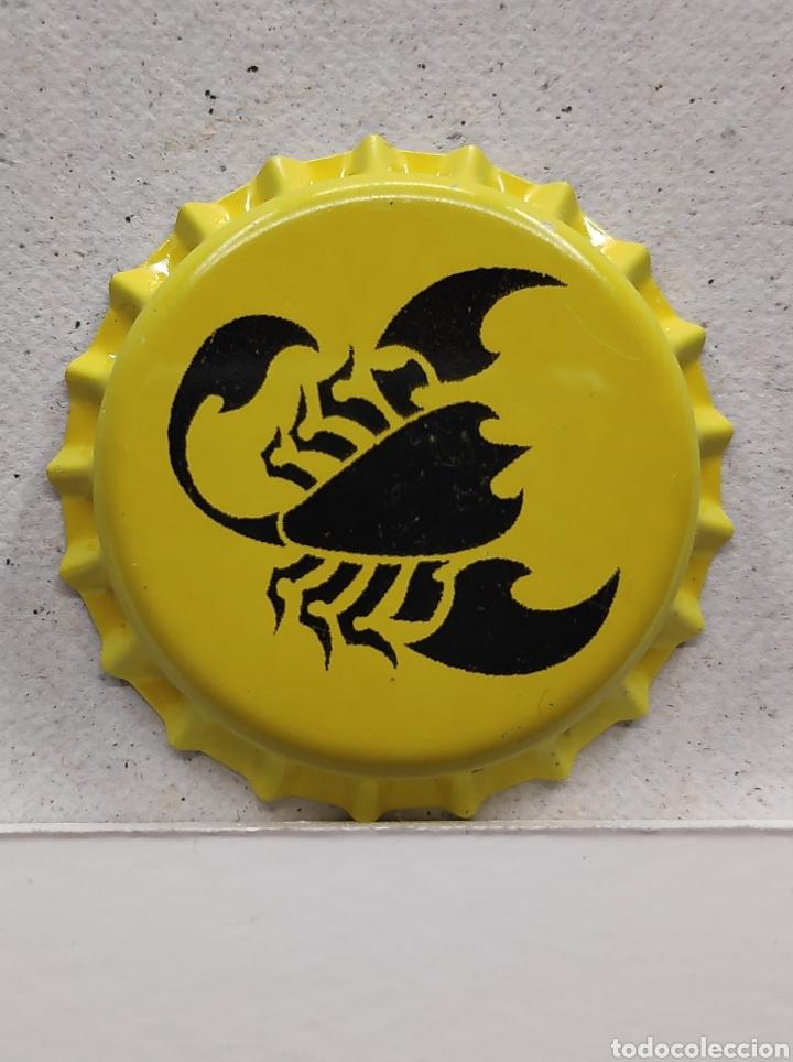 TAPÓN CORONA CERVEZA ARTESANA (Coleccionismo - Botellas y Bebidas - Cerveza )