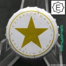 Coleccionismo de cervezas: CHAPA O TAPÓN CORONA DE CERVEZA ESTRELLA DAMM. Lote 237651900