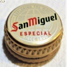 Coleccionismo de cervezas: TAPON ROSCA DE CERVEZA SAN MIGUEL ESPECIAL, ESPAÑOLA. Lote 254080660