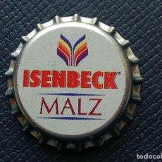 Collectionnisme de bières: CHAPA TAPÓN CORONA NUEVO DE LA CERVEZA ALEMANA ISENBECK MALZ. VER DESCRIPCIÓN.. Lote 242903055