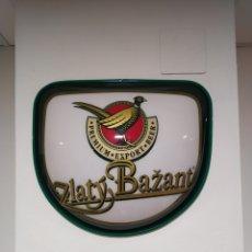 Coleccionismo de cervezas: CARTEL CERVEZA HUNGRÍA EUROPA PRECIOSO. Lote 243501850