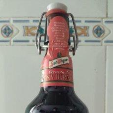 Coleccionismo de cervezas: CERVEZA SAN MIGUEL INVIERNO 98-99 SIN ABRIR. Lote 244619240