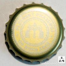 Coleccionismo de cervezas: TAPÓN CORONA - CHAPA - CERVEZA - REPÚBLICA CHECA - PILSNER URQUELL. Lote 245897535