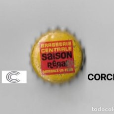 Coleccionismo de cervezas: TAPON CORONA CHAPA BEER BOTTLE CAP KRONKORKEN TAPPI CAPSULE SAISON - BELGICA. Lote 245916490