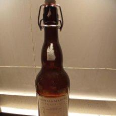 Coleccionismo de cervezas: BOTELLA CERVESA MADUR - EDICIÓN LIMITADA - LOTE 3880. Lote 246200120