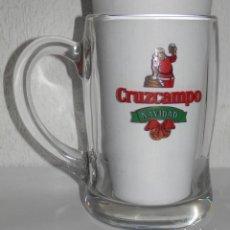 Collectionnisme de bières: JARRA DE NAVIDAD DE LA CERVEZA CRUZCAMPO. Lote 249123500