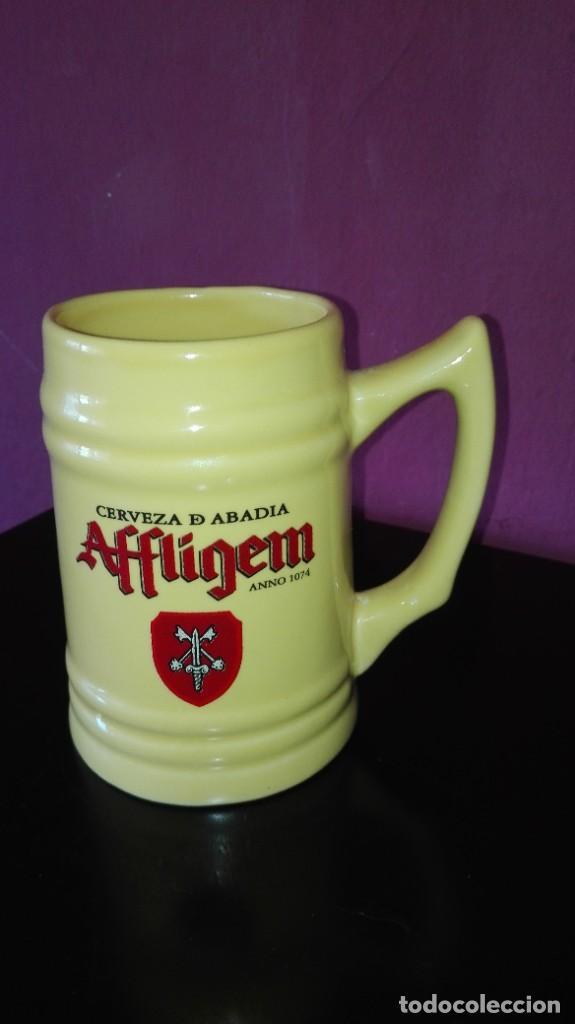JARRA CERVEZA AFFLIGEM (Coleccionismo - Botellas y Bebidas - Cerveza )