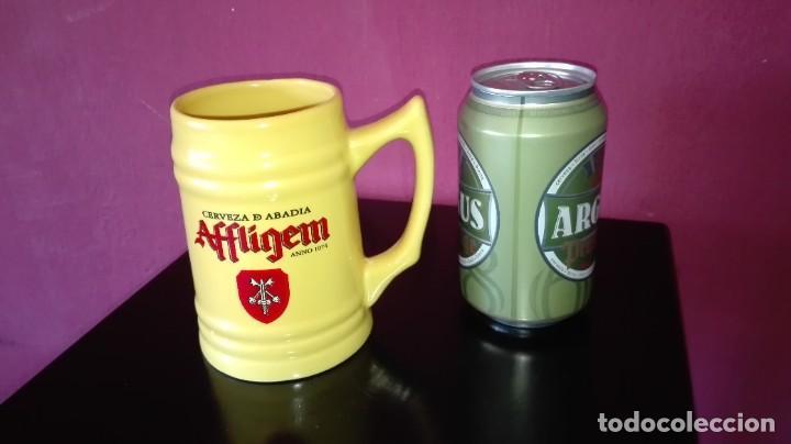 Coleccionismo de cervezas: JARRA CERVEZA AFFLIGEM - Foto 6 - 251377475