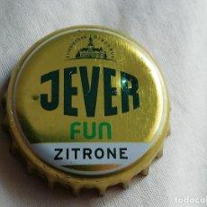 Collezionismo di birre: CHAPA TAPÓN CORONA DE LA CERVEZA ALEMANA JEVER FUN ZITRONE. VER DESCRIPCIÓN.. Lote 252363530