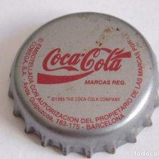 Collectionnisme de bières: CHAPA COCA-COLA, BARCELONA. FACTORIA E. Lote 252453260