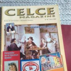 Coleccionismo de cervezas: REVISTA CELCE MAGAZINE. Lote 253709180