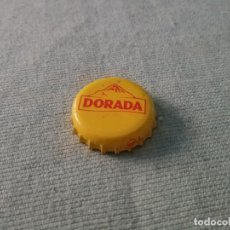 Coleccionismo de cervezas: CHAPA CERVEZA DORADA PROMO (DAP). Lote 254444600