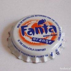 Coleccionismo de cervezas: CHAPA FANTA DE GUINEA (SIN USAR). Lote 255391990