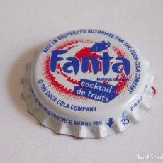 Coleccionismo de cervezas: CHAPA FANTA DE GUINEA (SIN USAR). Lote 255392155