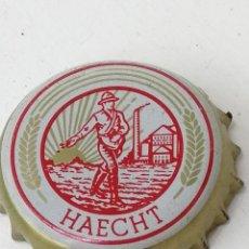 Collectionnisme de bières: BOTTLE CAP CHAPA CORONA BEER CERVEZA BIRRA HAECHT.BELGICA-----LOTE N. 3286---CARMANJO. Lote 258625805