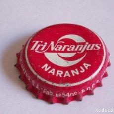 Collectionnisme de bières: CHAPA TRINARANJUS, NARANJA. FACTORIA U. Lote 260457605