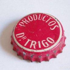 Collectionnisme de bières: CHAPA TRINARANJUS, PRODUCTOS DR TRIGO (CORCHO). Lote 260458080