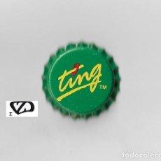 Coleccionismo de cervezas: TAPON CORONA CHAPA BOTTLE CAP KRONKORKEN TAPPI CAPSULE TING - GRENADA. Lote 277253978