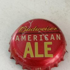 Collectionnisme de bières: KRONKORKEN BIRRA BEER BIERE CHAPA CERVEZA BUDWEISER (26).E.E.U.U.---LOTE N. 3312--CARMANJO. Lote 264248724