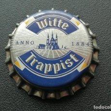 Coleccionismo de cervezas: CHAPA TAPÓN CORONA NUEVO DE LA CERVEZA DE PAÍSES BAJOS LA TRAPPE TRAPPIST WITTE. VER DESCRIPCIÓN.. Lote 265985618