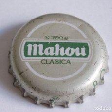 Collectionnisme de bières: CHAPA CERVEZA MAHOU CLASICA, FACTORIA CCC. Lote 266189083