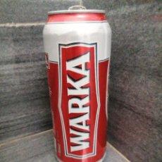 Collezionismo di birre: LATA DE CERVEZA WARKA POLONIA. Lote 266953214