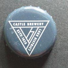 Coleccionismo de cervezas: CERVEZA-PENN-III-CHAPA-TAPON-CORONA-CASTLE. Lote 269320708