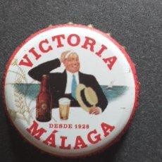 Coleccionismo de cervezas: CERVEZA-PENN-III-CHAPA-TAPON-CORONA-VICTORIA. Lote 269320843