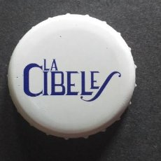 Coleccionismo de cervezas: CERVEZA-PENN-III-CHAPA-TAPON-CORONA-LA CIBELES. Lote 269320873