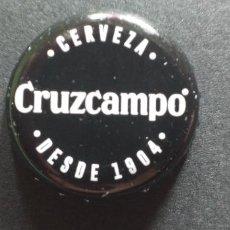 Coleccionismo de cervezas: CERVEZA-PENN-III-CHAPA-TAPON-CORONA-CRUZCAMPO. Lote 269320968
