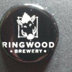 Coleccionismo de cervezas: CERVEZA-PENN-III-CHAPA-TAPON-CORONA-RINGWOOD. Lote 269320998