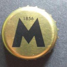 Coleccionismo de cervezas: CERVEZA-PENN-III-CHAPA-TAPON-CORONA-MORITZ. Lote 269321053