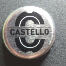 Coleccionismo de cervezas: CERVEZA-PENN-III-CHAPA-TAPON-CORONA-CASTELLO. Lote 269321068
