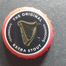 Coleccionismo de cervezas: CERVEZA-PENN-III-CHAPA-TAPON-CORONA-GUINNESS. Lote 269321098