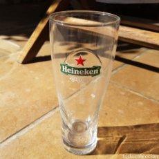 Coleccionismo de cervezas: VASO DE CERVEZA HEINEKEN. Lote 270521713