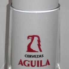 Coleccionismo de cervezas: VASO DE LA CERVEZA AGUILA. Lote 270638748