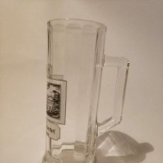 Coleccionismo de cervezas: JARRA CERVEZA DE MEDIO LITRO MARCHFELDERHOF. Lote 270935253