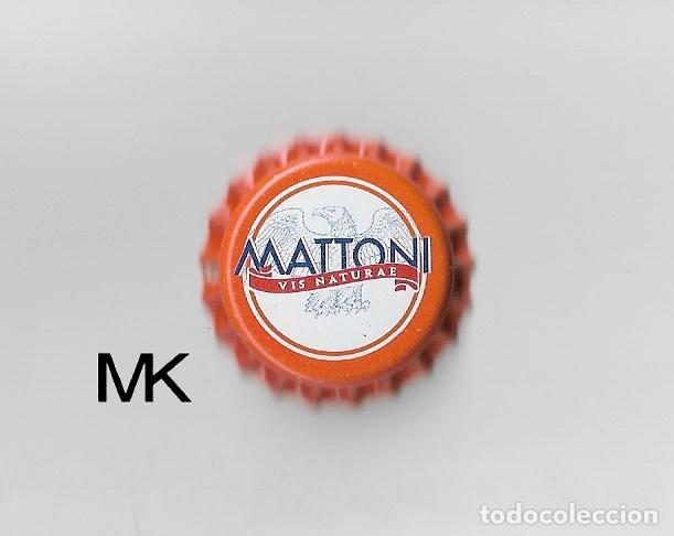 TAPON CORONA CHAPA BOTTLE CAP KRONKORKEN TAPPI CAPSULE MATTONI - R.CHECA (Coleccionismo - Botellas y Bebidas - Cerveza )