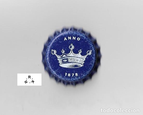 TAPON CORONA CHAPA BOTTLE CAP KRONKORKEN TAPPI CAPSULE KARLOVARSKE - R.CHECA (Coleccionismo - Botellas y Bebidas - Cerveza )