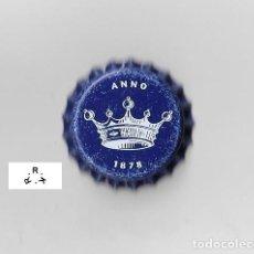 Coleccionismo de cervezas: TAPON CORONA CHAPA BOTTLE CAP KRONKORKEN TAPPI CAPSULE KARLOVARSKE - R.CHECA. Lote 270944983