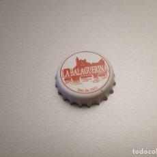 Collezionismo di birre: CHAPA CERVEZA LA BALAGUERINA. Lote 271450348
